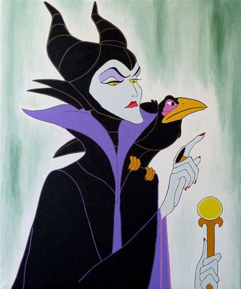 Maleficent - Disney Fan Art (29418007) - Fanpop