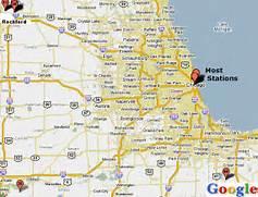 Map Chicagoland Area | afputra.com