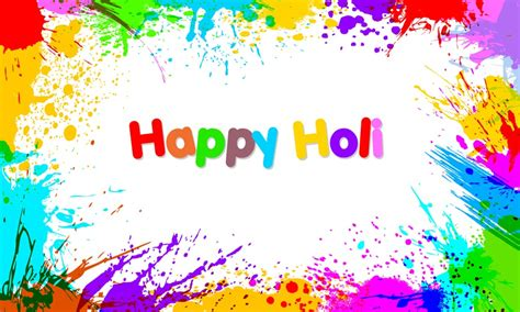 happy holi images hd wallpapers  holi   pics