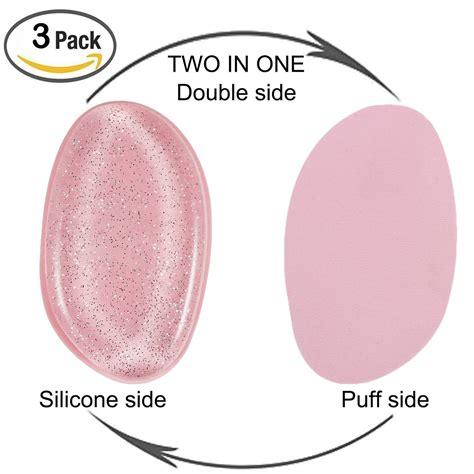 makeup sponge silicone beauty blender foundation sponge