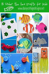 The 38 Best Images About Ocean Theme Crafts For Kids On