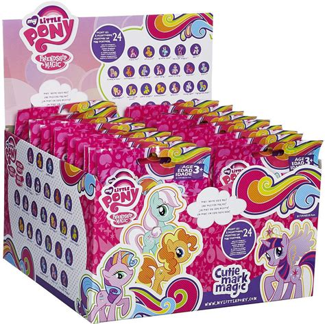 my pony blind bags my pony blind bags friendship is magic box of