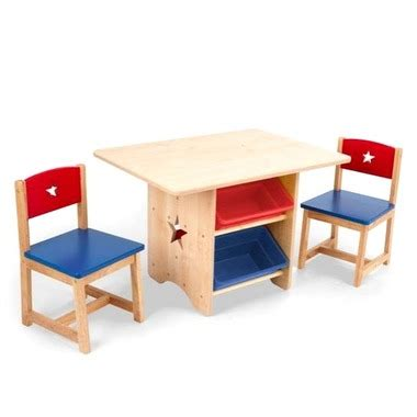 Buy Kidkraft Star Table And Chair Set At Wellca Free