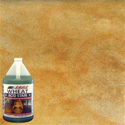 Eagle 1 gal. Wheat Concrete Acid Stain EDADW   The Home Depot