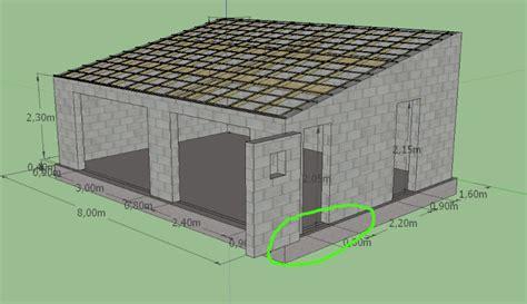 Construire Garage Parpaing  L'impression 3d