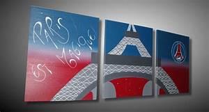Deco Chambre Foot : chambre deco psg visuel 9 ~ Dode.kayakingforconservation.com Idées de Décoration