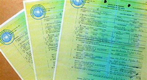 senate bill seeks lifetime validity  birth certificates