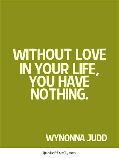 love   life    wynonna judd