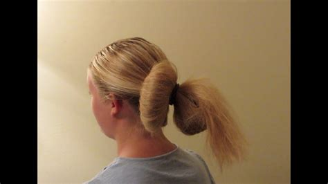 Fast Quick Way To Put Up Long Long Hair Quick