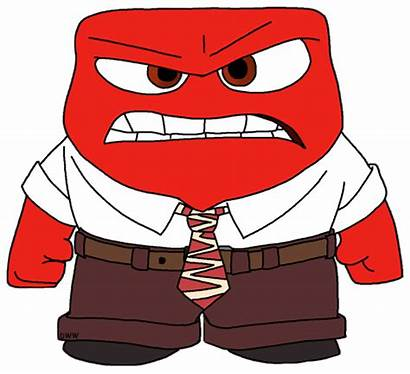 Anger Angry Clipart Disney Clip Inside Cliparts