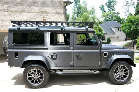 Land rover discovery ls conversion. 1986 Land Rover Defender 110 LS Swap - Classic Land Rover ...