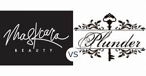 Maskcara beauty vs plunder design compare direct sales for Plunder direct sales