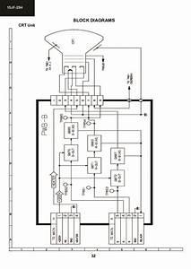 Sharp Tv Service Manuals And Schematics  U2014 Repair