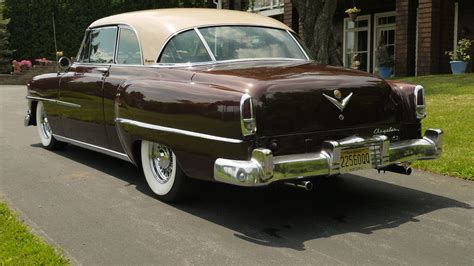 Chrysler Buick by 1953 Chrysler New Yorker Newport Dodge Plymouth