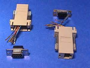 Seri U00eble Kabel Omzetten Naar Netwerkkabel - Netwerken