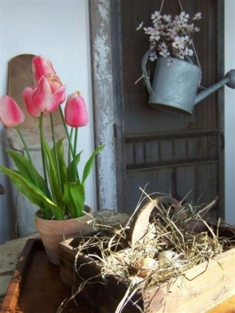 Ways Decorate Your Porch For Spring Comfydwelling