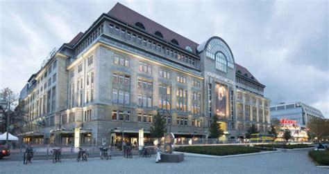 Kadewe Shopping by Kadewe Kaufhaus Des Westens Berlin Welcomecard