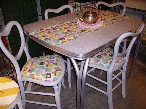 Retro 50s Dinette Sets ALL ABOUT HOUSE DESIGN : Amazing