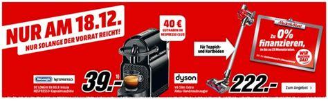 dyson staubsauger media markt dyson v8 staubsauger schnapp des tages 23 5 2019 f 252 r 299