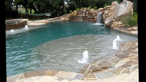 Custom Swimming Pool Builder In Dallas Fort