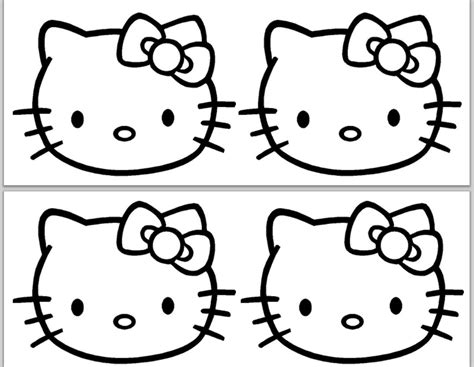 kitty birthday banner template  kitty party