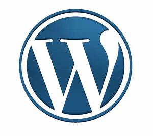 WordPress Transparent PNG Logo - WordImpress