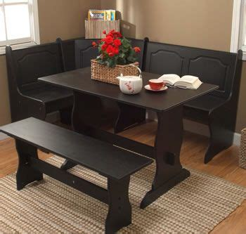 wayfair kitchen table with bench best 25 corner kitchen tables ideas on corner