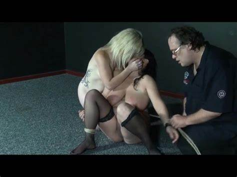 Slender Pole Spurting Chubby Ropes Nubiles Girlfriends In Rope Humiliation Slammed Lustily
