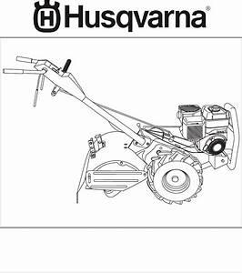 Husqvarna Cultivator Drt900 User Guide