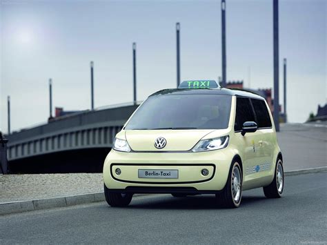 Volkswagen Berlin Taxi Concept Photos Photogallery With