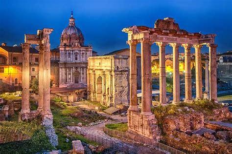 Das Forum Romanum in Rom - Tipps & Eintrittskarten