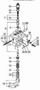 Yanmar Injector Pump Diagram
