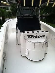 2004 Triton 2895 With Evinrude 225 U0026 39 S And Trailer  35 995