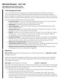 risk management consultant resume sle michael bowers resume