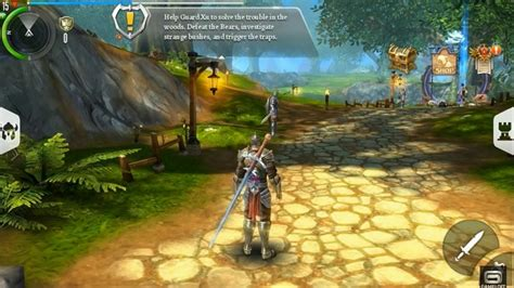 Peria Chronicles Free Mmorpg Review Gameloft S Order And Chaos 2 Redemption Coming To Windows