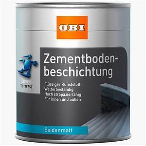 Betonfarbe Für Aussen : betonfarbe kaufen bei obi ~ Michelbontemps.com Haus und Dekorationen