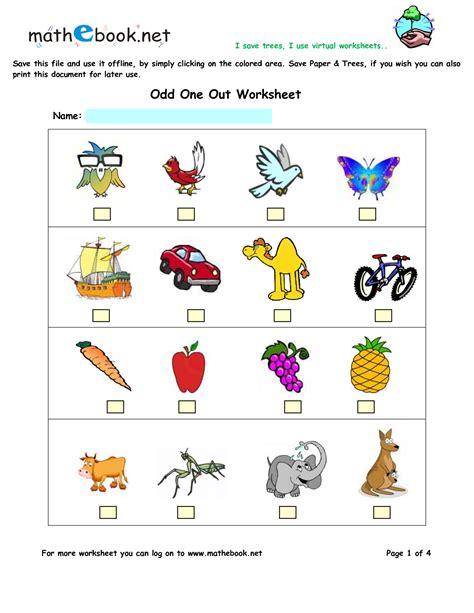 kindergarten worksheets preschool worksheets