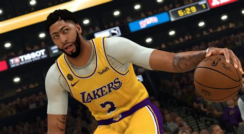 Nba 2k21 Videos On Ps5 And Xbox Series X Gamersyde