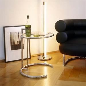 ClassiCon Adjustable Table E 1027 Beistelltisch 101ADJ01