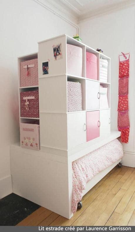 création lit estrade pour chambre d enfants paperblog