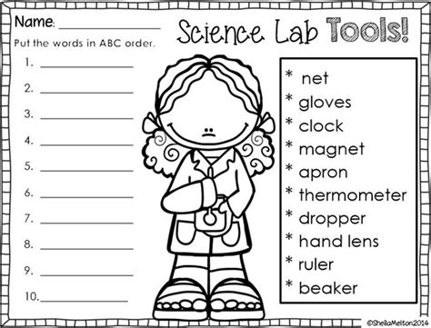 science lab tools safety what do scientists do