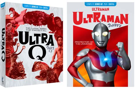 Every Single Ultraman Series Is Making Its Way to the U.S ...