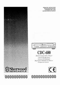 Sherwood Cdc-680