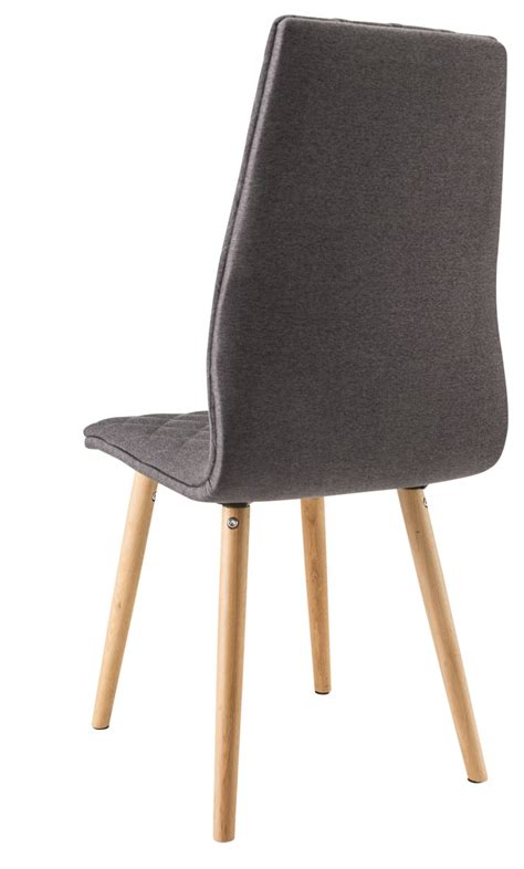 chaise salle a manger bois et tissu bricolage maison et d 233 coration