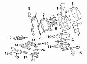 Chevrolet Camaro Power Seat Wiring Harness  Coupe  W  O