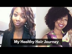 My Natural Hair Journey Without Big Chop YouTube