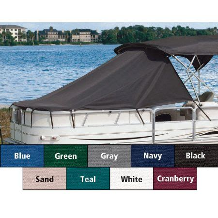 Overton Pontoon Boats by Pontoon Playpen Shade For 18 To 20 Pontoon Boats Overton
