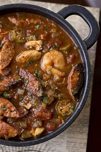 gumbo recipes seafood sausage   amazing cajun