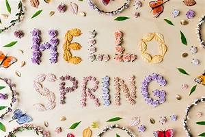 HELLO SPRING! - K is for Kani
