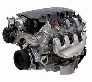 Lt1 Dry Sump 6 2l 460hp Crate Engine  Gm Performance Motor